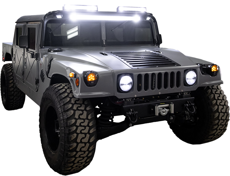 H1EV Electric Hummer Conversion