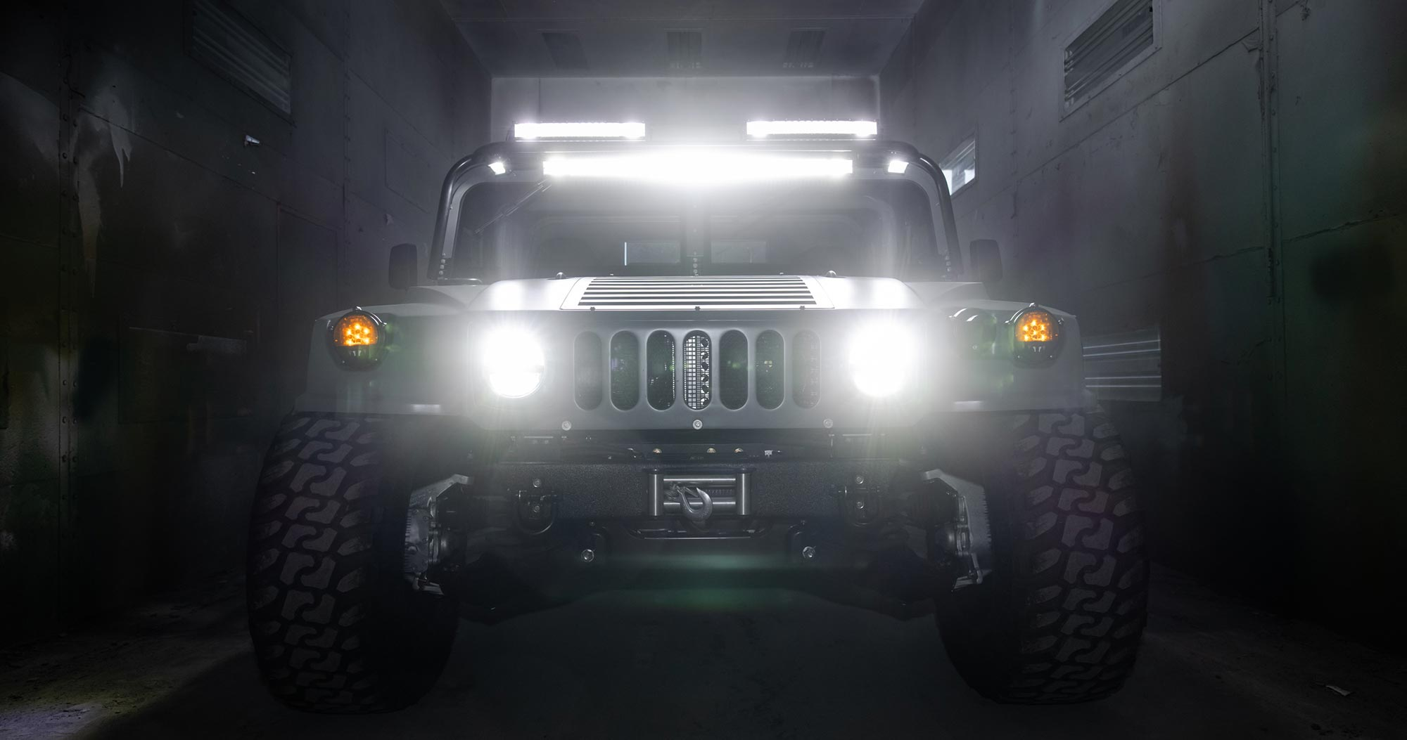 Electric H1 Hummer Conversion